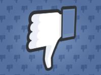 facebook downvote