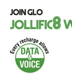 Glo Jollific8 - Get 5.2GB for N100, 10.4GB for N200