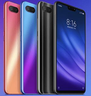 Xiaomi Mi 8 Lite (Youth Edition) Price and Spec