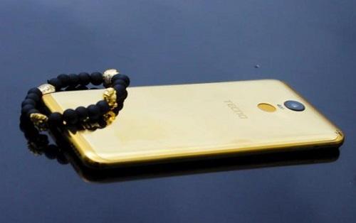 pouvoir 2 pro 18 karat gold
