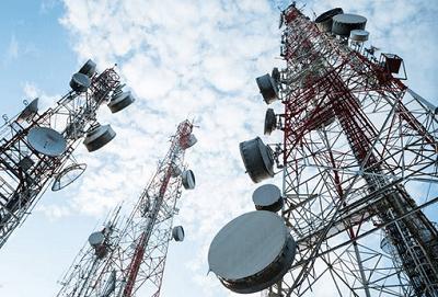 telecommunication blackout