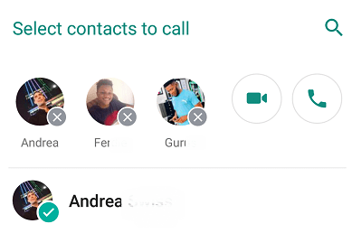 WhatsApp Group Video and Audio Call Now Rolling Out Globally