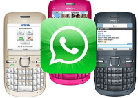 nokia whatsapp