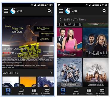 9mobile SuperTV app - Stream High Classic Movies without Internet Data