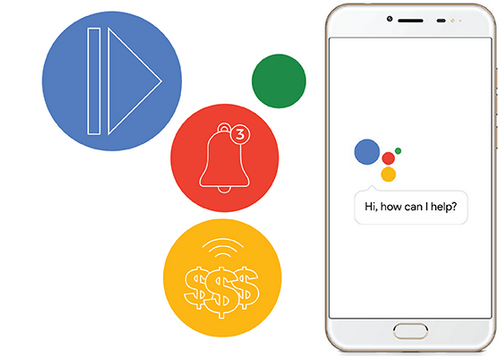 Google Assistant can now read and reply to Messages on Third