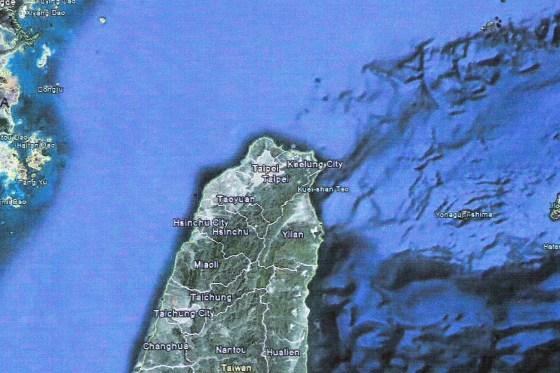 Yonaguni Map