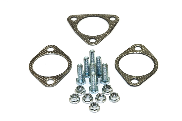 yonaka motorsports 2 5 exhaust flange standard gasket kit