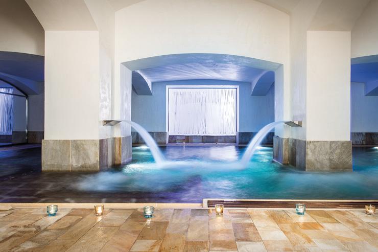 Spa au Boscolo Prague  YONDER