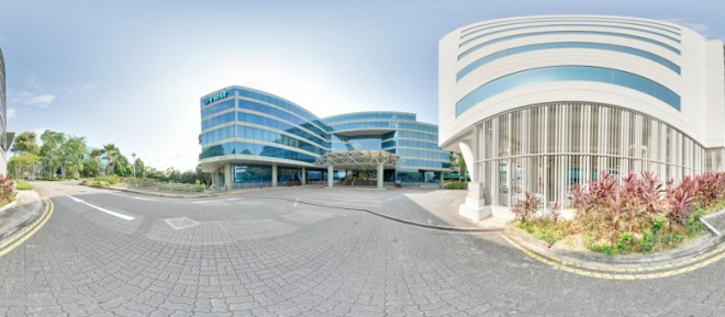 Virtual tour for Ascendas business space - Cintech III by YongHao Photography