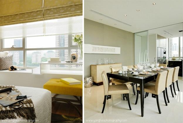 Interior photography for Wheelock Properties: Orchard View Condominium