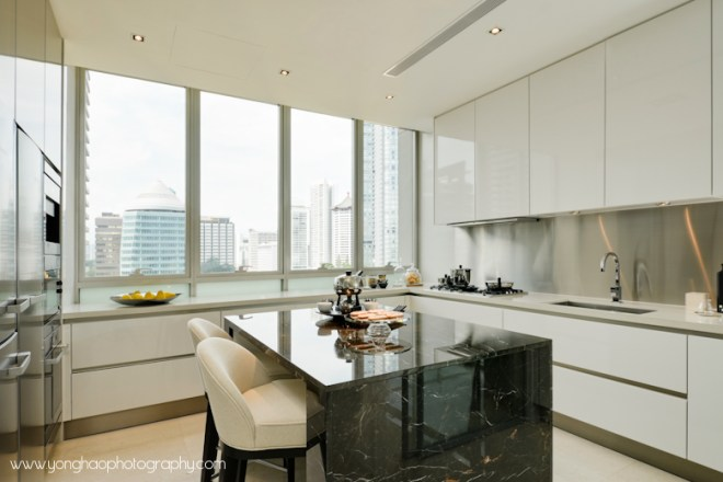 Kitchen - Interior photography by YongHao Photography