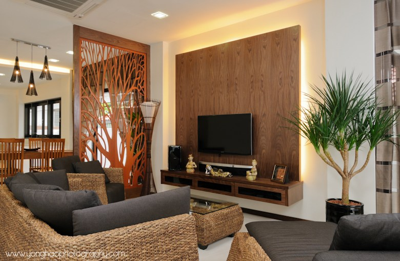 Interior Photography Beautiful Landed Home With Resort