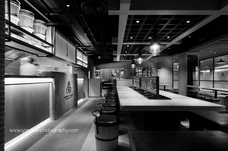 Restaurant photography archives yonghao photography for Hae yong interior designs