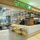 greendot, f&b, interior, photography, paya lebar square, vegetarian, facade, yonghao photography