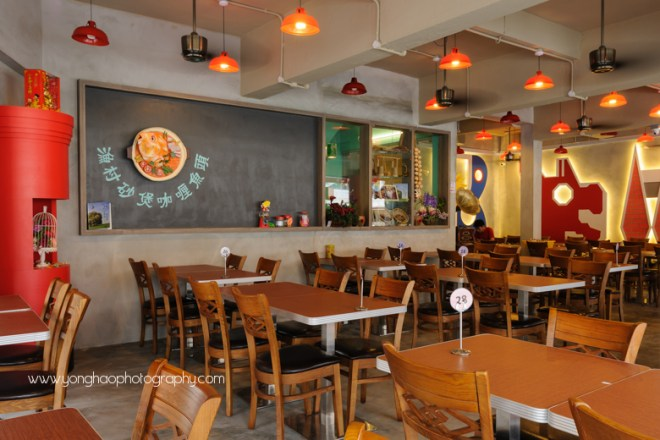 yu cun, curry fish head, a2lg, yonghao, yonghao photography, interior, photography, f&b, singapore