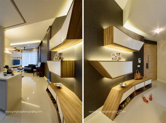 interior, interior photography, d leedon, condominium, singapore, yonghao, yonghao photography, living gaia