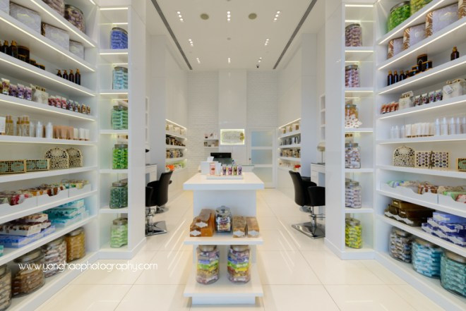 soap stories, marina bay sands, mbs, singapore, yonghao, interior, photography, retail, commercial photography, shopping mall, retail photography, interior photography