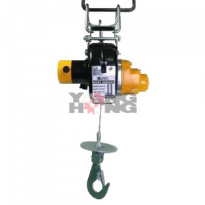 ELECTRIC MINI WIRE WINCH DU-75A