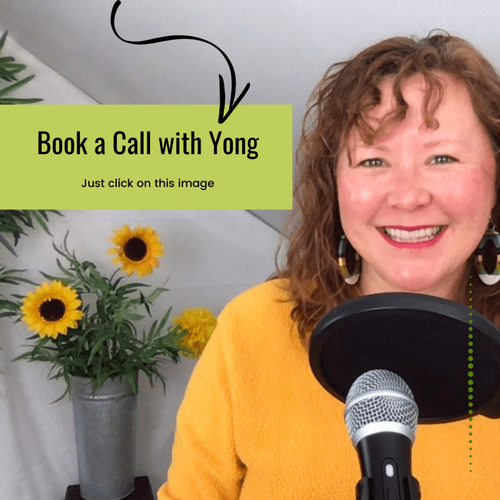 Book a Call with Yong