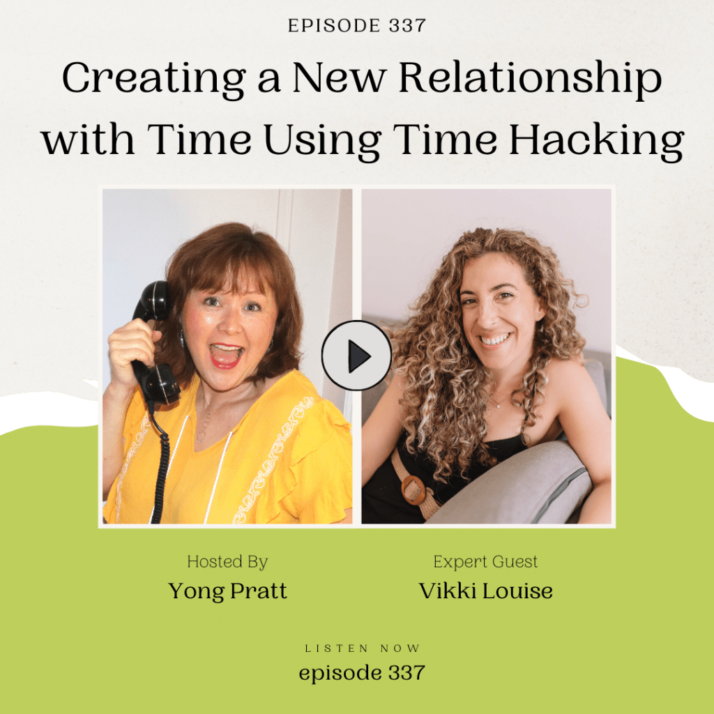 Amplify Your Awesome™ Podcast - Yong Pratt - Vikki Louise