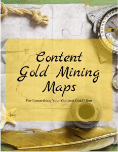 Amplify Your Awesome - Content Gold Mining Maps - Yong Pratt
