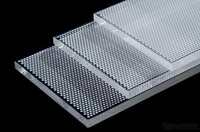 Light Guide Plate  Light Guide film for YONGTEK CO LTD
