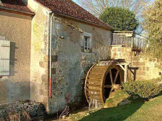 Le Moulin De Vanneau 224 Saints En Puisaye Ferme D Antan