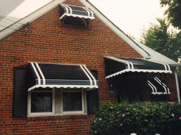 Aluminum Awnings for Residential Homes