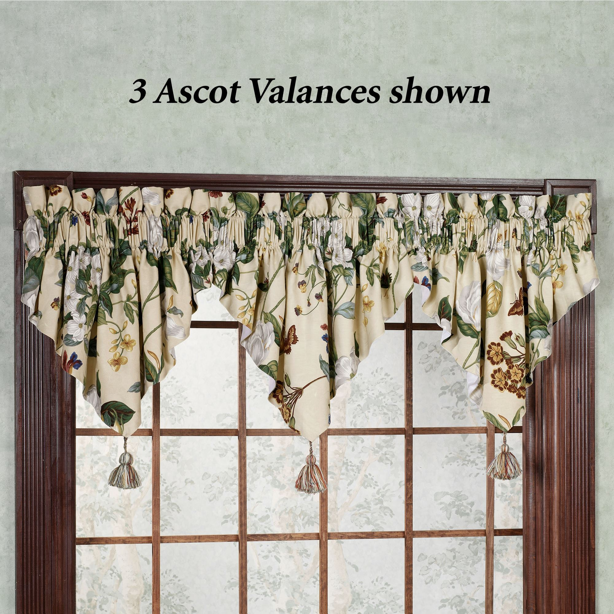 Window Valances Can Change The Feel Amp Look Of A Room