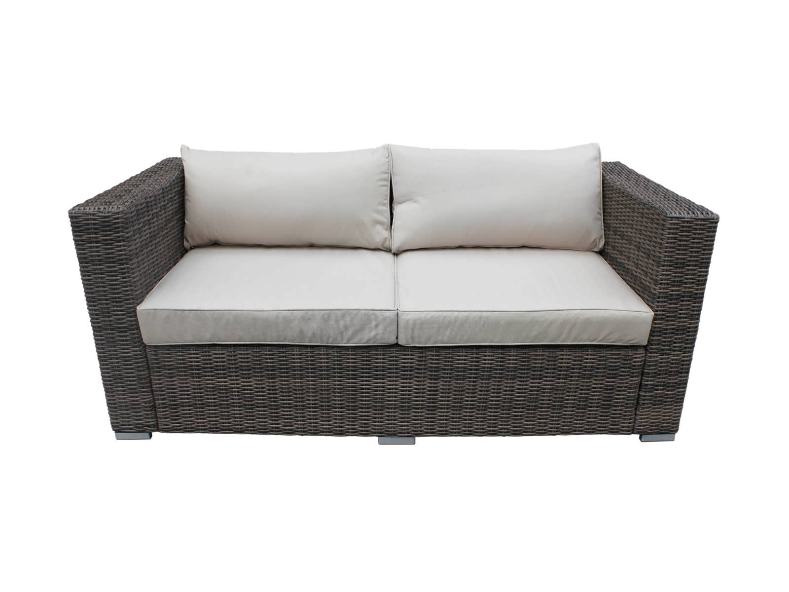 rattan outdoor sofa denim fabric sectional sofas use sets to brighten your area