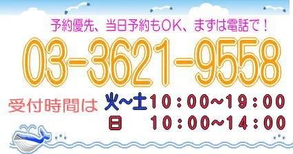 電話03-3621-9558