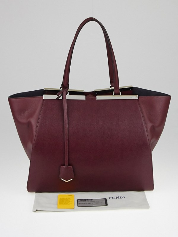0d3f21516ad Fendi Tote Handbag - Year of Clean Water