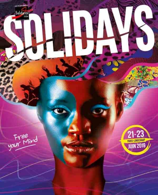 festival solidays du 21 au 23 juin 2019