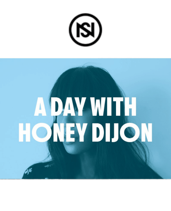 A day with honey dijon