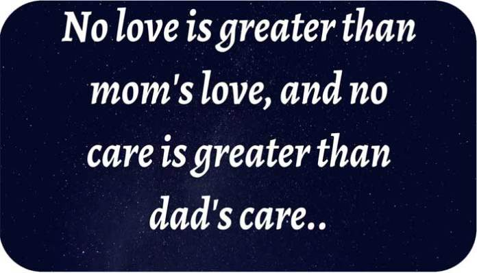 Parents Quotes For Whatsaap