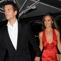 Pippa Middleton Spotted On Holiday With Andre Balazs