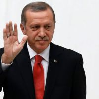 Erdogan says women are not equal to men