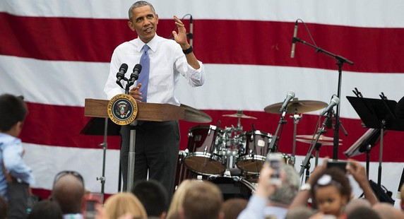 Barack Obama | AP Photo