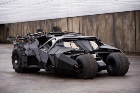 Justin Bieber's New Car: A Batmobile