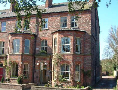 Bed and Breakfast York  Bootham Bootham Crescent St