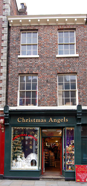 A magical Christmas shop open all year round. Christmas In York