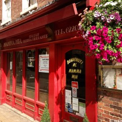 Hotels With A Kitchen Memory Foam Mat York 360° ~ Mamma Mia Pizzeria, Gillygate York. Restaurant ...