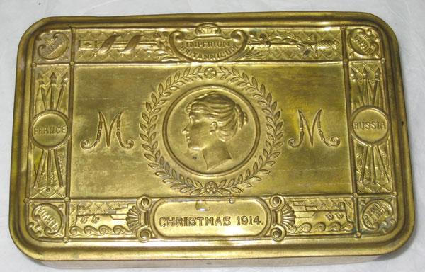 York Castle Museum Princess Marys 1914 Christmas Gift