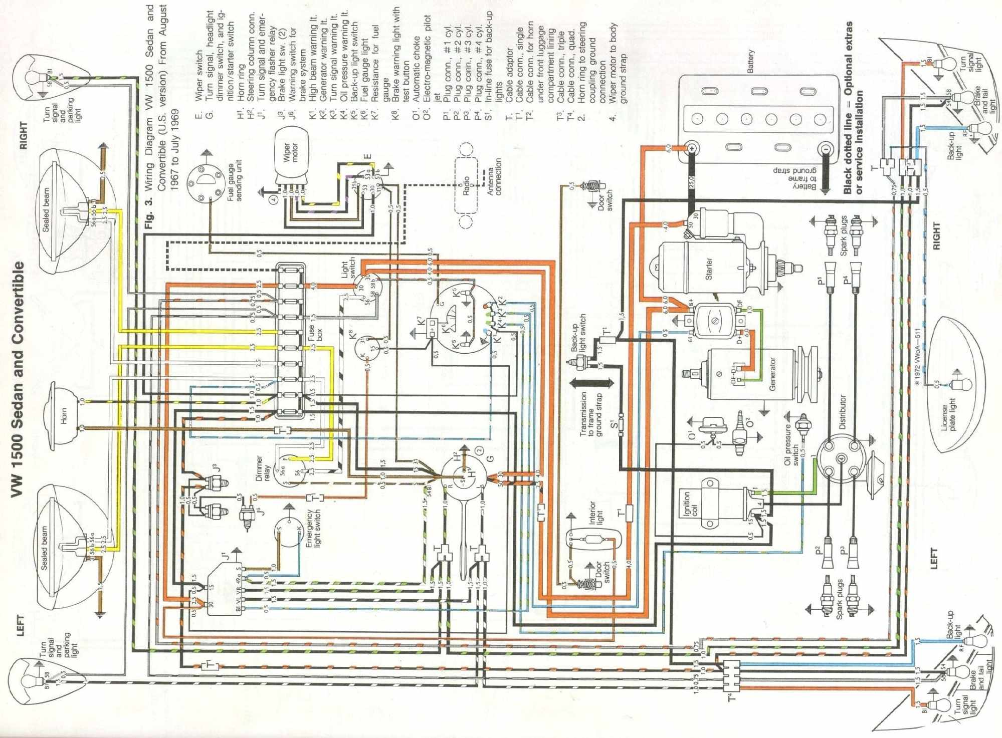 hight resolution of 1967 vw wiring harness 1967 vw speaker wiring diagram odicis 1967 vw beetle engine wiring diagram