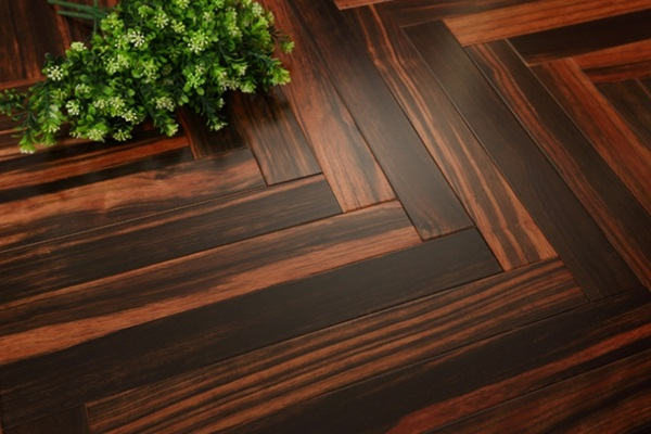 ebony flooring  ebony herringbone flooring  ebony