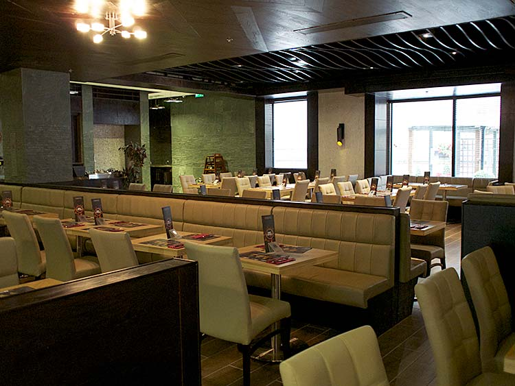First look the Cosmo Restaurant in York serves up a world
