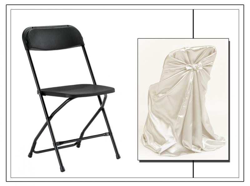 chair covers for folding chairs rent childrens york party rental sashes satin universal cover