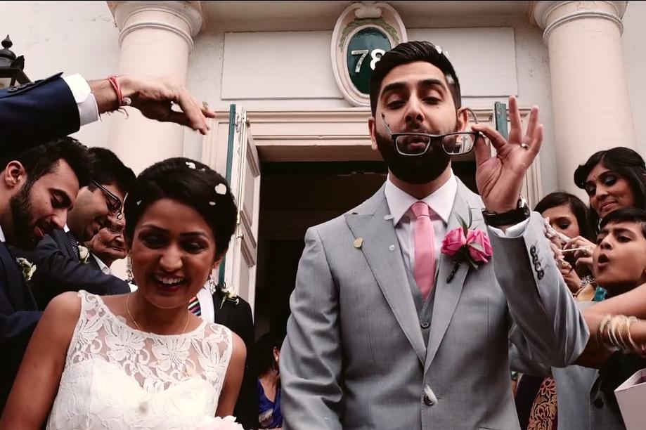 St George's Park Wedding Video