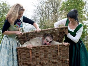Merry Wives publicity