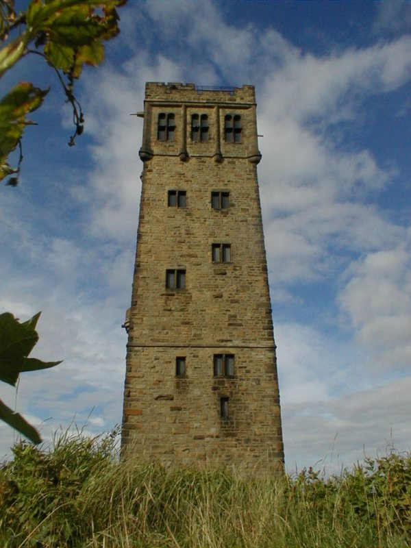 Castle Hill and Victoria Tower Attraction Huddersfield